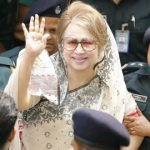 The patriotic politics pursued by Khaleda Zia of Bangladesh